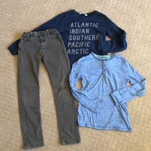 🖤 Bundle of Boys Clothing